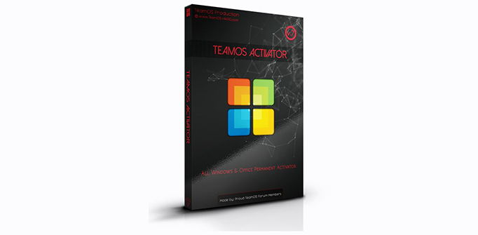 Download Teamos Activator – Tool Active Windows 10 và Office Mới Nhất