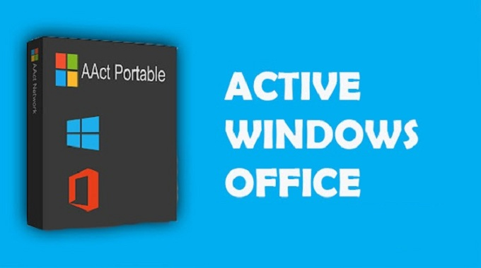 Download AACT Portable – KMS Tool Active Windows & Office mới nhất